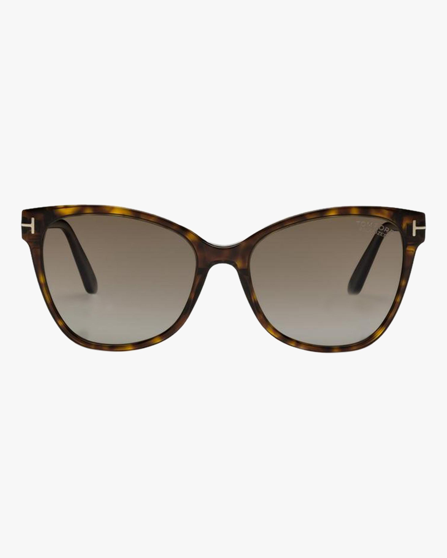 Tom Ford Ani Square Sunglasses 1