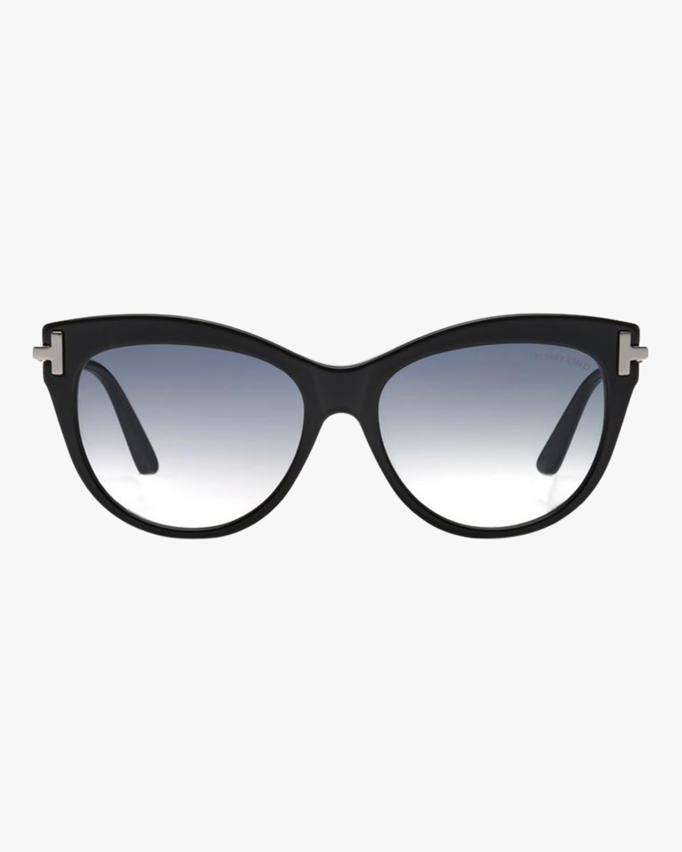 Tom Ford Kira Cat-Eye Sunglasses 1