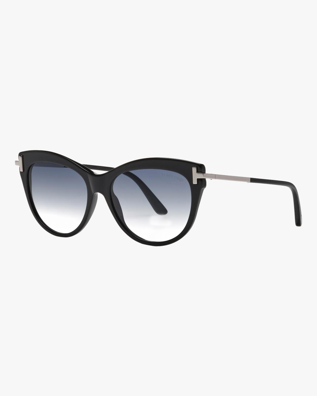 Tom Ford Kira Cat-Eye Sunglasses 2