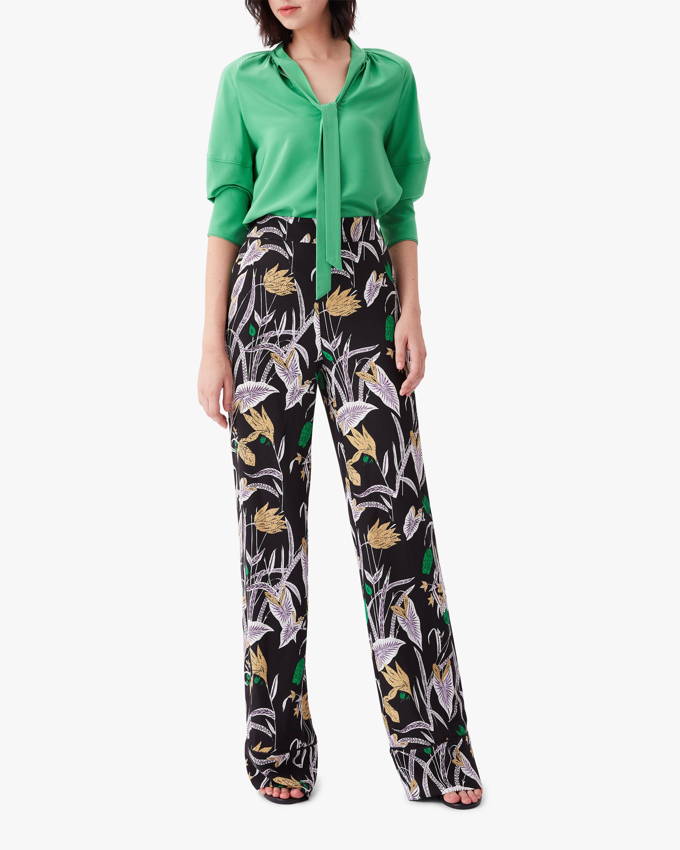 Diane von Furstenberg Federica Pants 2