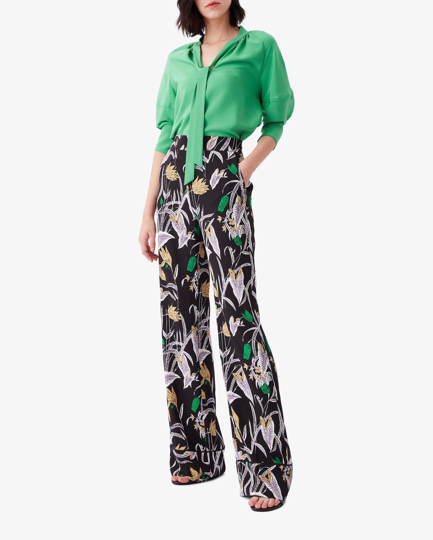 Diane von Furstenberg Federica Pants 3