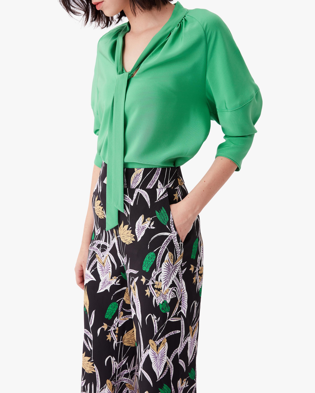 Diane von Furstenberg Federica Pants 4