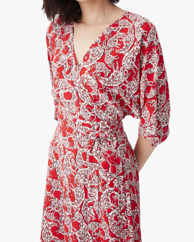 Diane von Furstenberg Eloise Dress 4