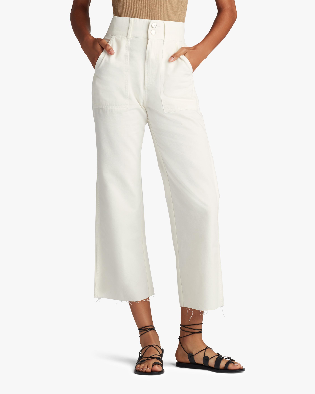 Joe's Jeans The Blake Raw Hem Utility Pants 1