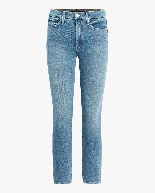Joe's Jeans The Luna Crop Jeans 1
