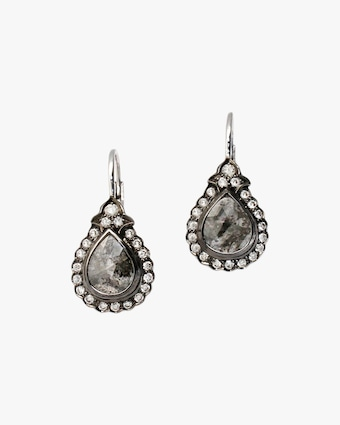 Amrapali Raw Diamond Stud Earrings 1
