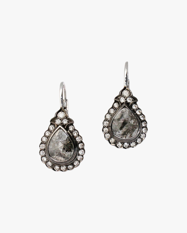 Amrapali Raw Diamond Stud Earrings 2