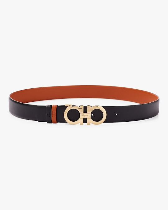 Salvatore Ferragamo G. Mediterraneo Vitello Belt 1