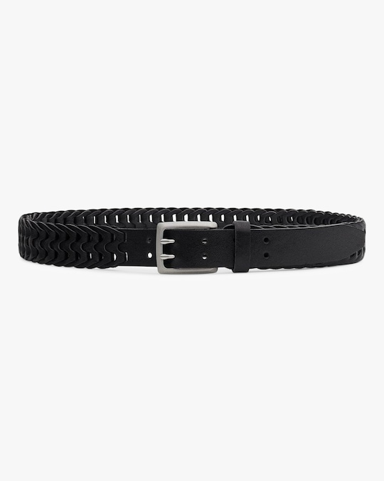 rag & bone Woven South Dress Belt 0