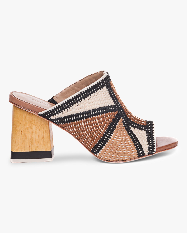 Bernardo Nisha Peep-Toe Sandal 1