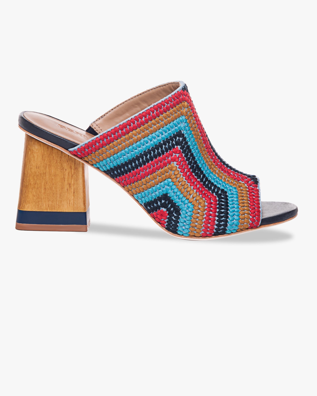 Bernardo Nisha Peep-Toe Sandal 2