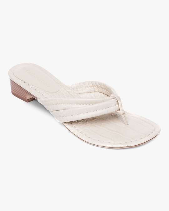 Bernardo Miami Demi-Wedge Sandal 1
