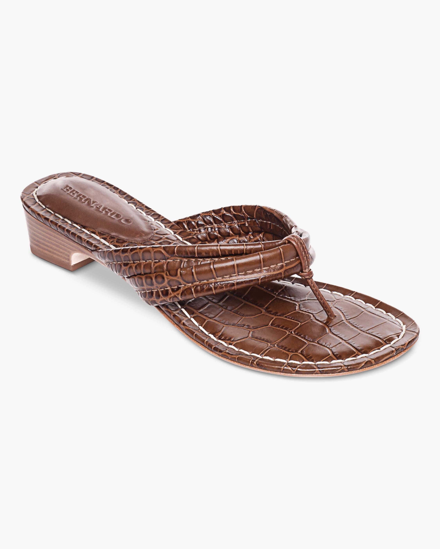 Bernardo Miami Demi-Wedge Sandal 2