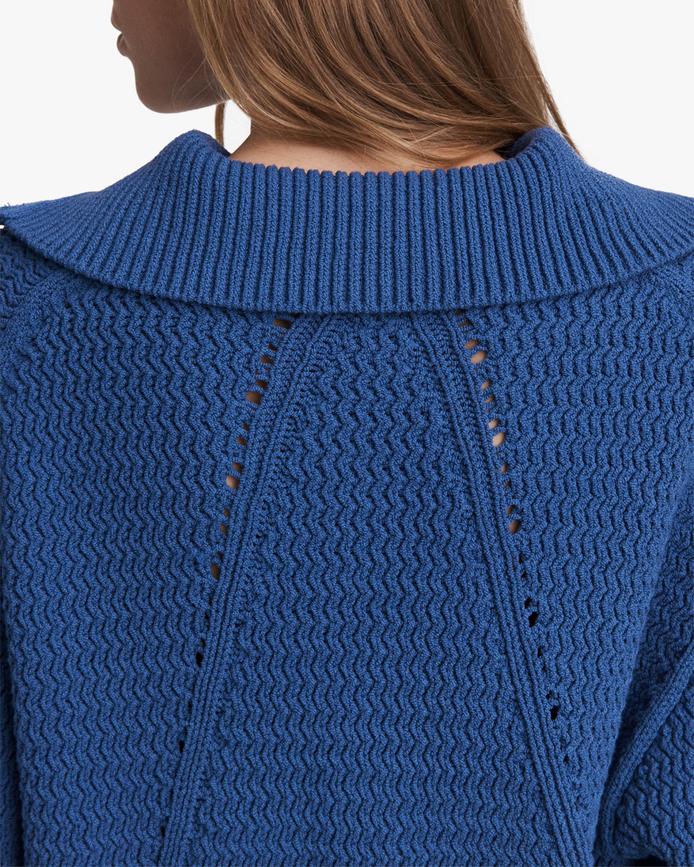 rag & bone Lena Half-Zip Pullover 4