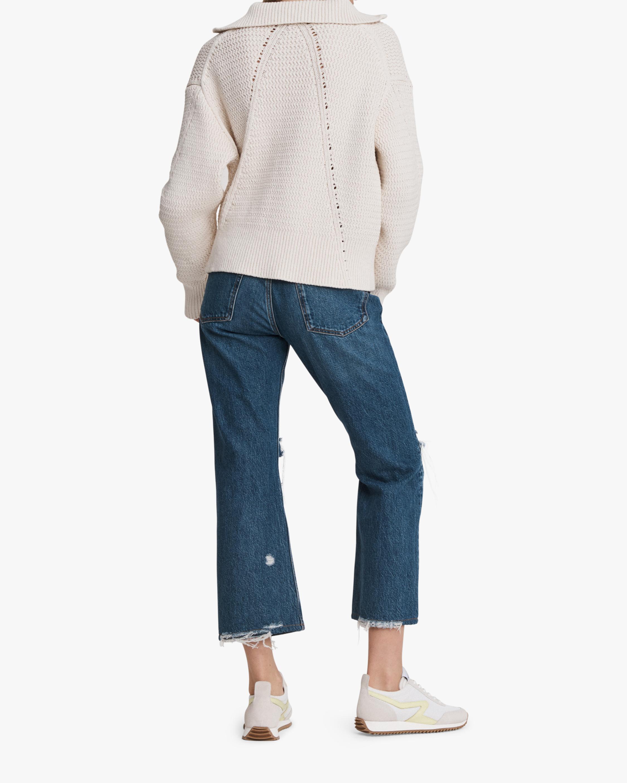 rag & bone Lena Half-Zip Pullover 3