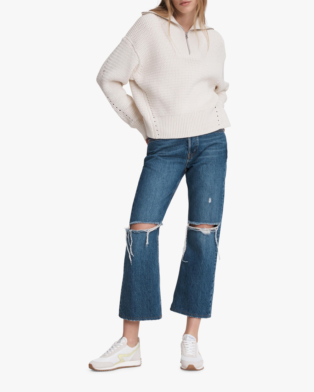 rag & bone Lena Half-Zip Pullover 2