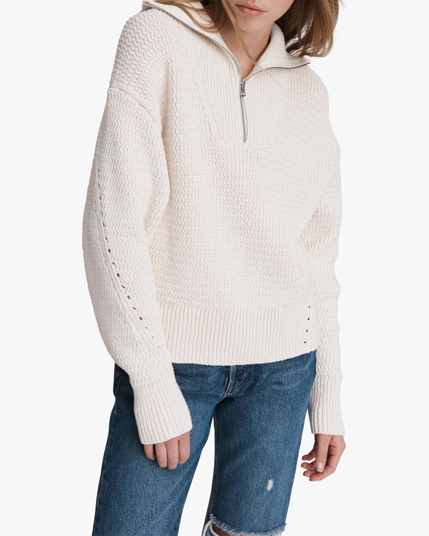 rag & bone Lena Half-Zip Pullover 5