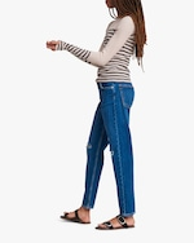 rag & bone Kate Striped Long-Sleeve Top 3