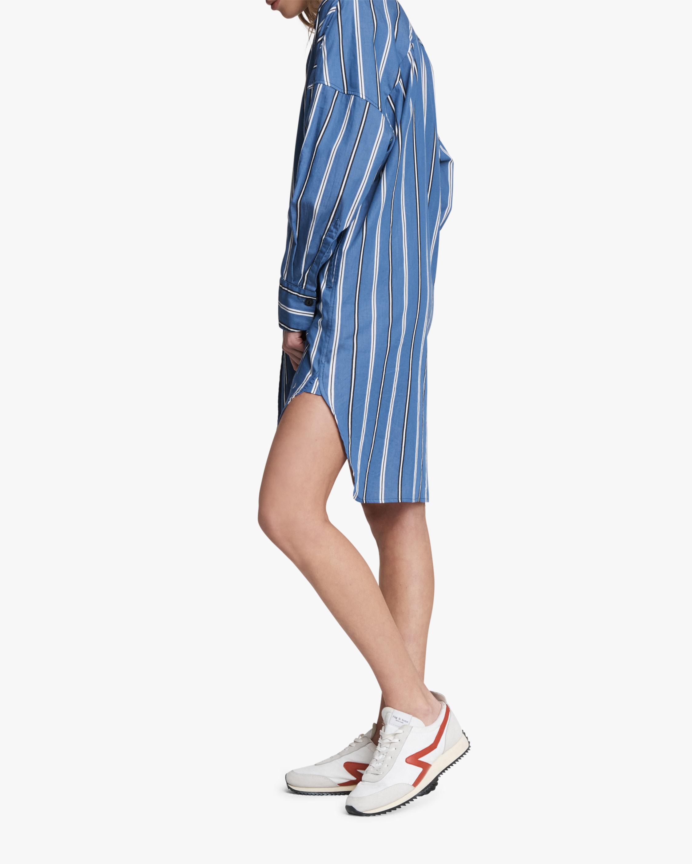 rag & bone Sandra Striped Shirt Dress 2
