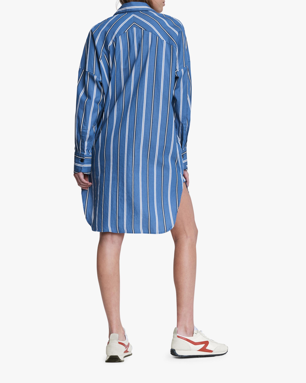 rag & bone Sandra Striped Shirt Dress 3