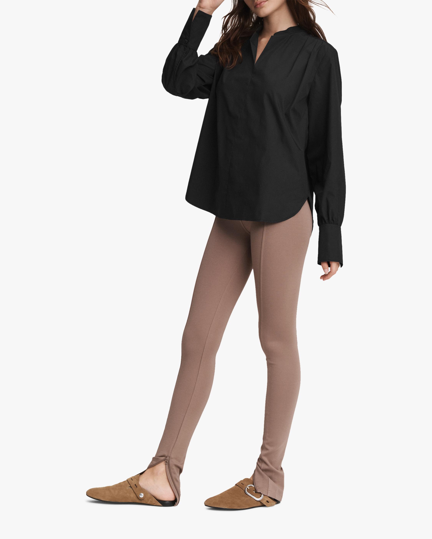 rag & bone Carly Poplin Top 2
