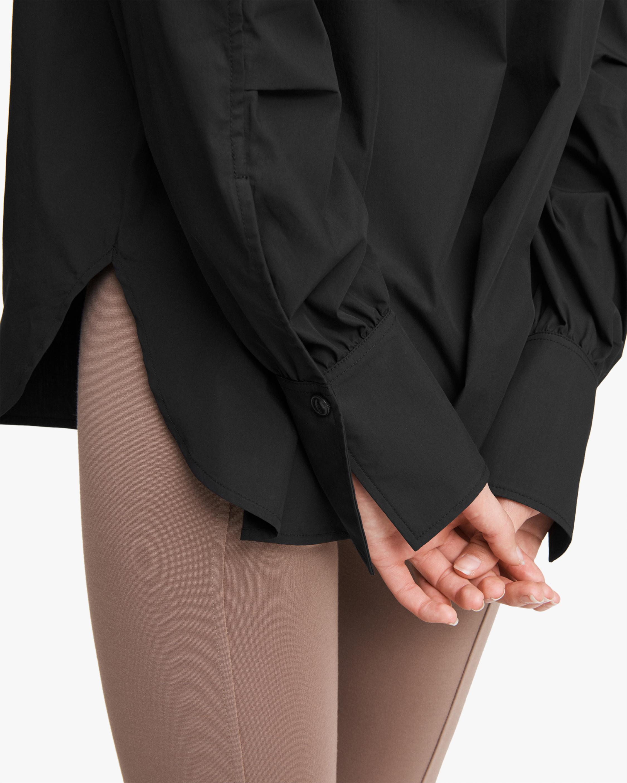 rag & bone Carly Poplin Top 4