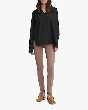 rag & bone Carly Poplin Top 2