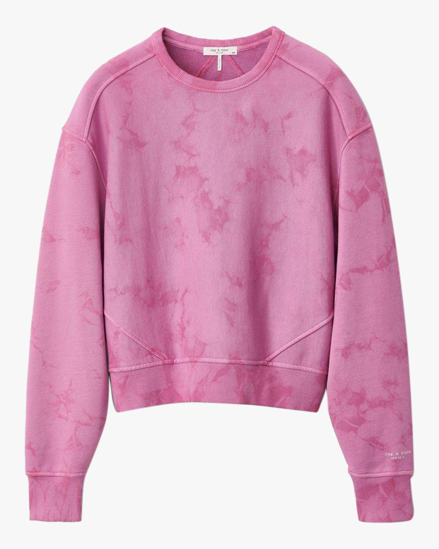 rag & bone City Tie-Dye Sweatshirt 1