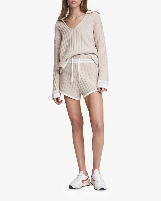 rag & bone Serena Shorts 1