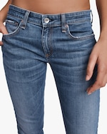 rag & bone Dre Low-Rise Slim Boyfriend Jeans 4