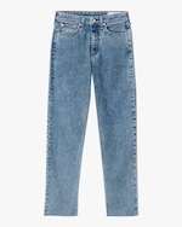 rag & bone Nina High-Rise Ankle Cigarette Jeans 0