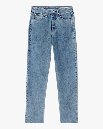 rag & bone Nina High-Rise Ankle Cigarette Jeans 1
