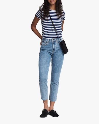 rag & bone Nina High-Rise Ankle Cigarette Jeans 2