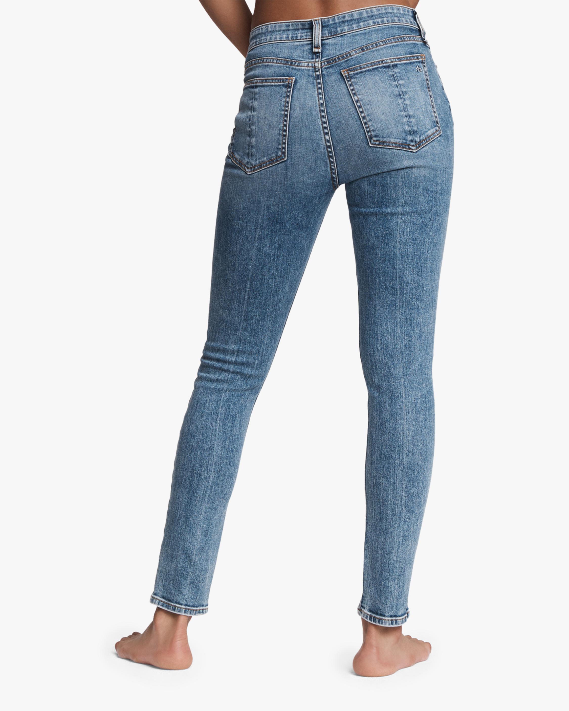 rag & bone Nina High-Rise Skinny Jeans 3