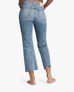 rag & bone Maya High-Rise Cropped Flare Jeans 3