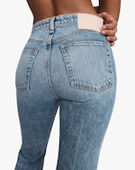 rag & bone Maya High-Rise Cropped Flare Jeans 4
