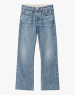 rag & bone Maya High-Rise Cropped Flare Jeans 0
