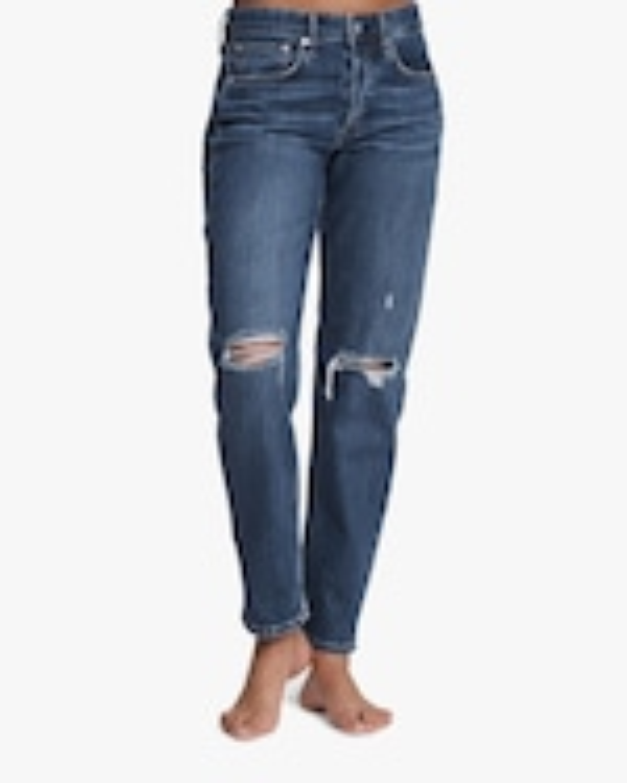 rag & bone Rosa Mid-Rise Boyfriend Jeans 5