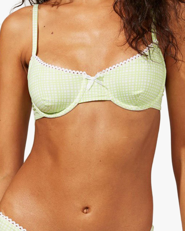 Solid & Striped The Daphne Bikini Top 0