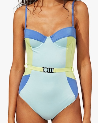 Solid & Striped The Spencer Swimsuit 1