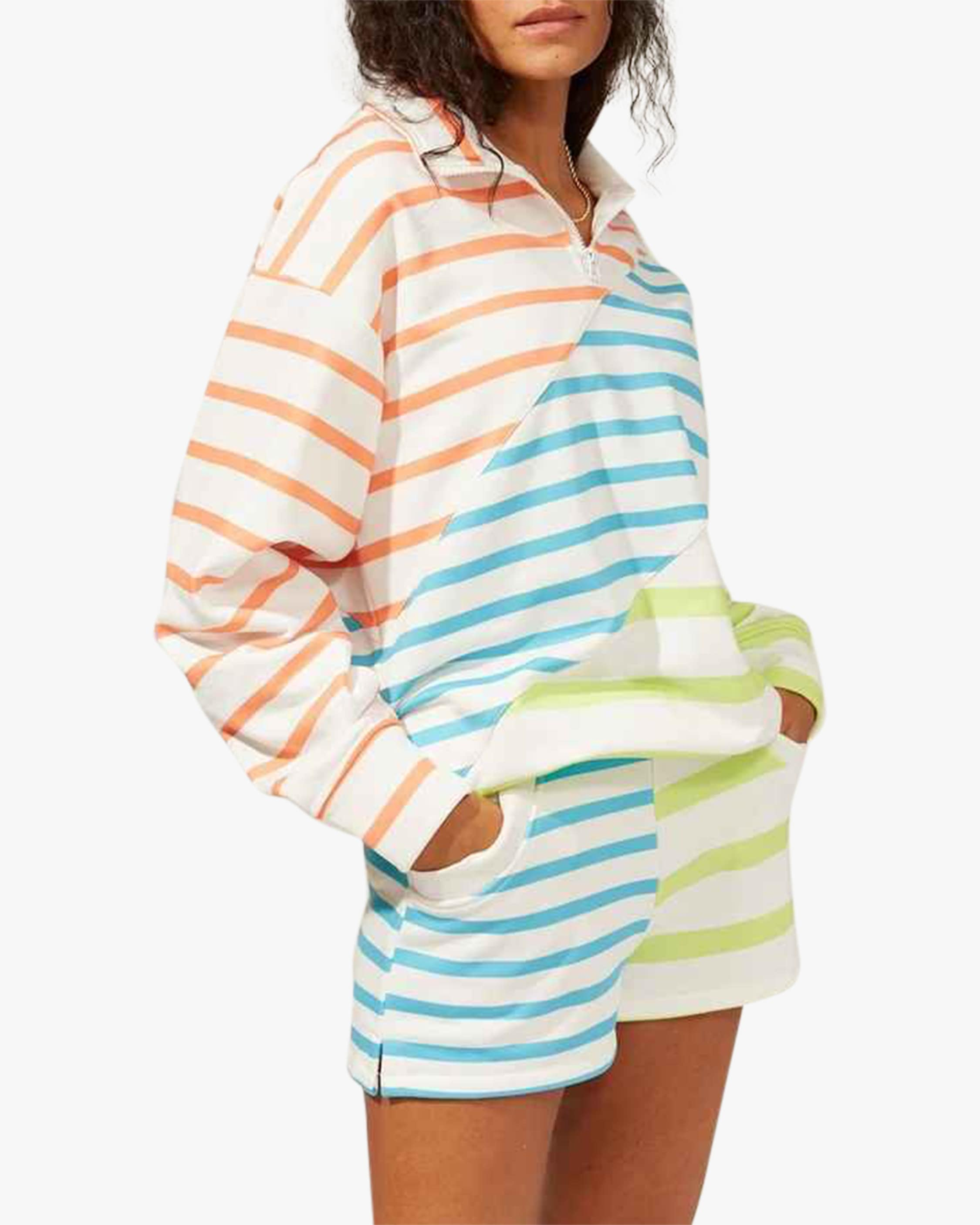 Solid & Striped The Pullover 2