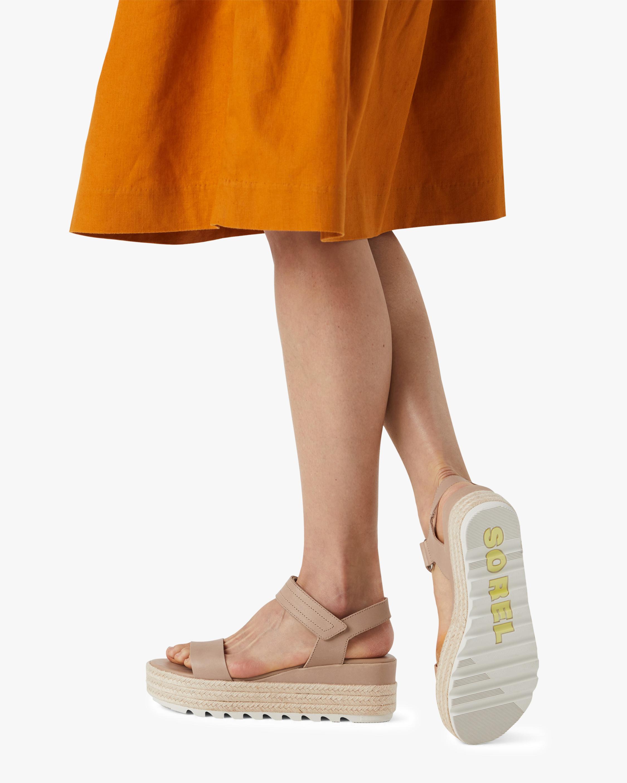 Sorel Cameron Flatform Sandal 2