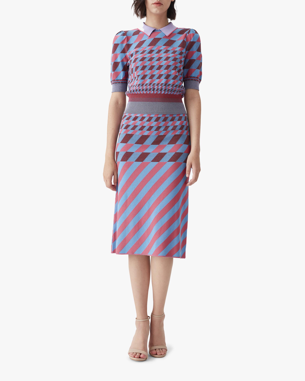 Diane von Furstenberg Laris Skirt 0