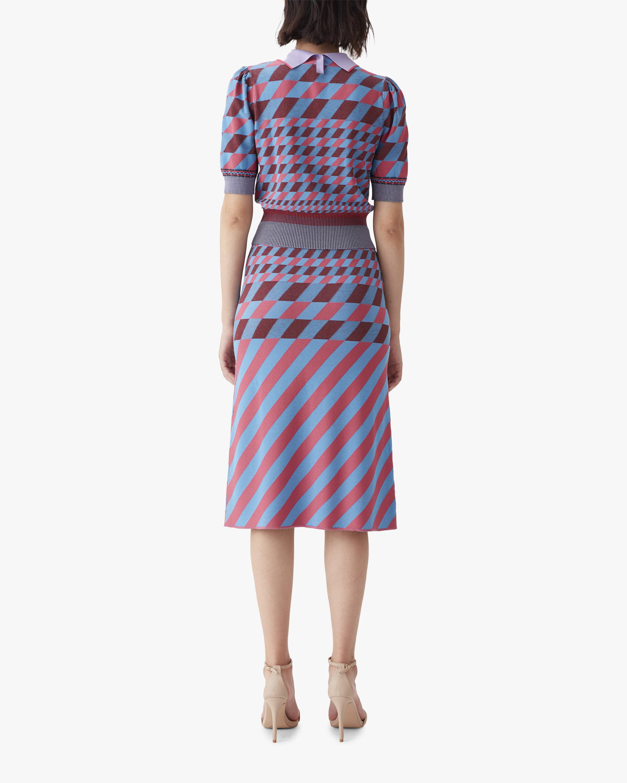 Diane von Furstenberg Laris Skirt 2