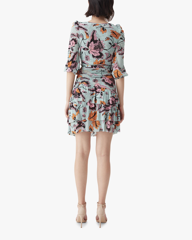 Diane von Furstenberg Cora Mini Dress 1