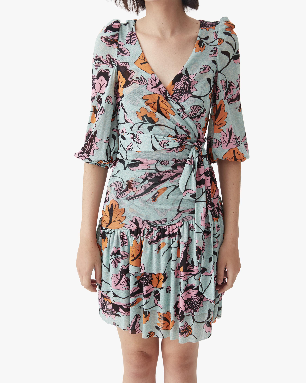 Diane von Furstenberg Cora Mini Dress 4