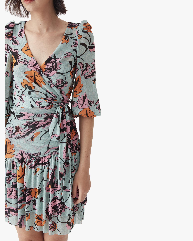 Diane von Furstenberg Cora Mini Dress 5