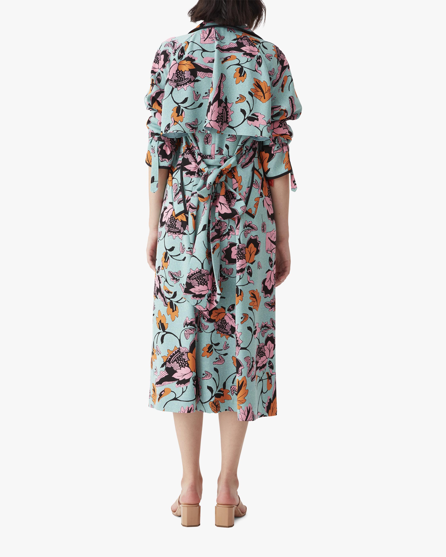 Diane von Furstenberg Eda Coat 1