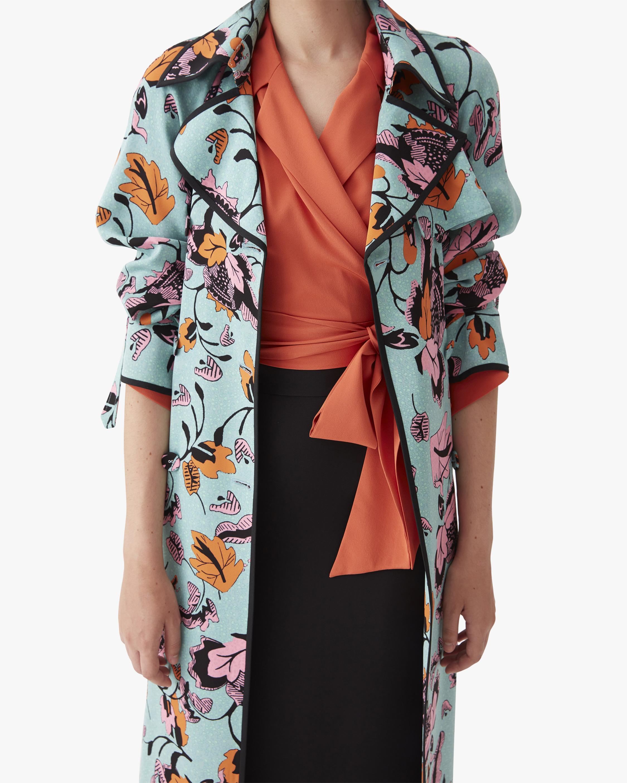 Diane von Furstenberg Eda Coat 3