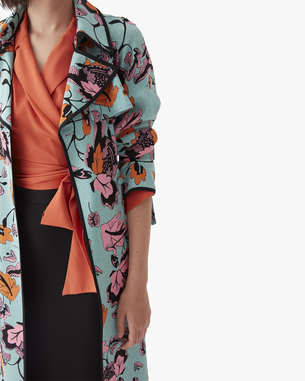 Diane von Furstenberg Eda Coat 4